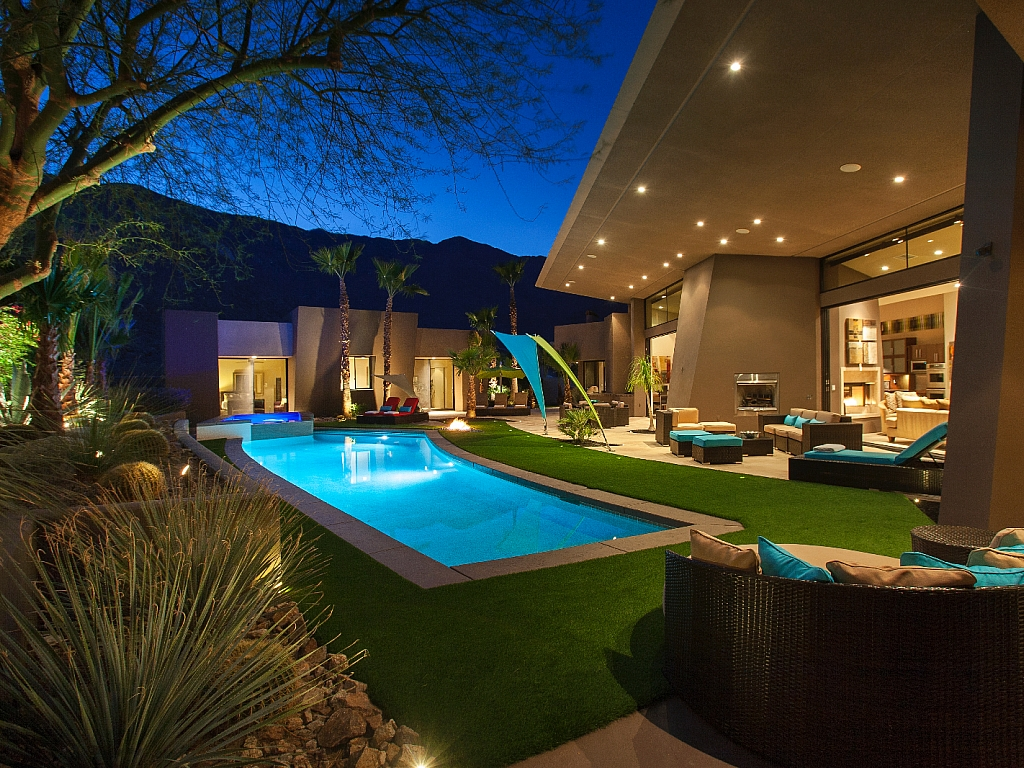 Alta Palm Springs Home For Sale